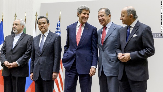 World powers on November 24 agreed a landmark deal with Iran halting parts of its nuclear programme in what US President Barack Obama called 'an important first step'. According to details of the accord agreed in Geneva provided by the White House, Iran has committed to halt uranium enrichment above purities of five percent.