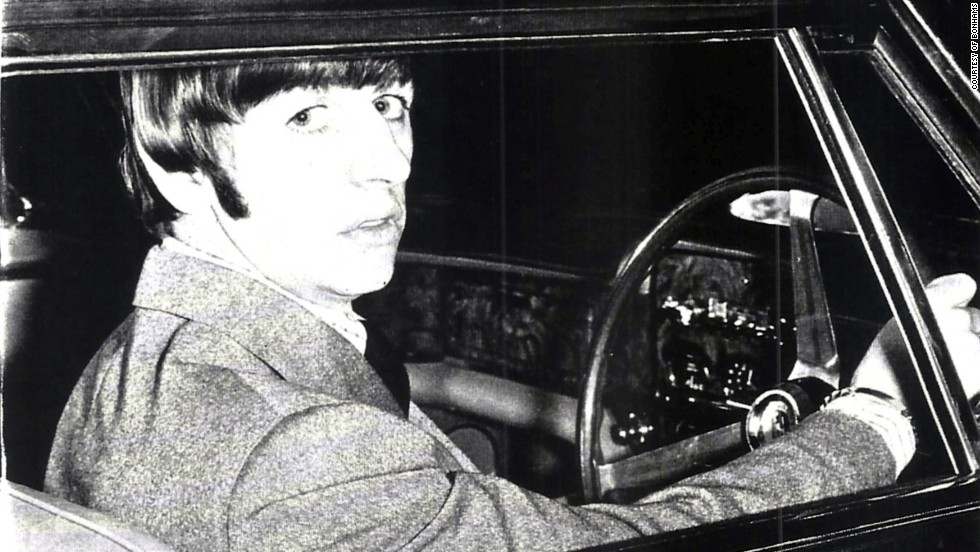 "Other famous owners of the car include Joan Collins, Pablo Picasso and Frank Sinatra. ""The fact that a car was previously owned by a celebrity will more often than not push the value up, but of course it depends on who the celebrity is,"" says Bonham's spokesperson Chloe Ashby."