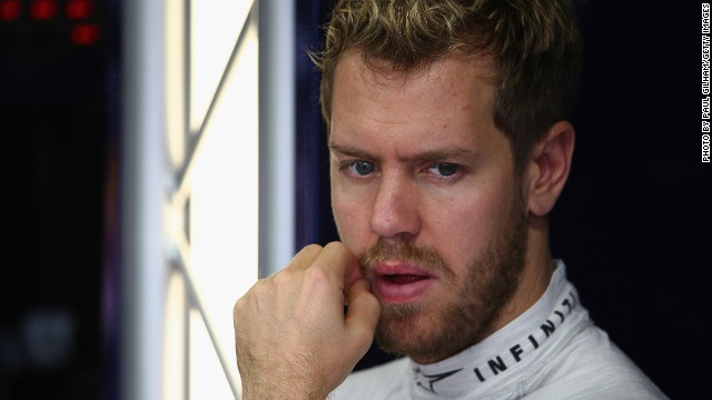 Vettel: 'It will be a long season'