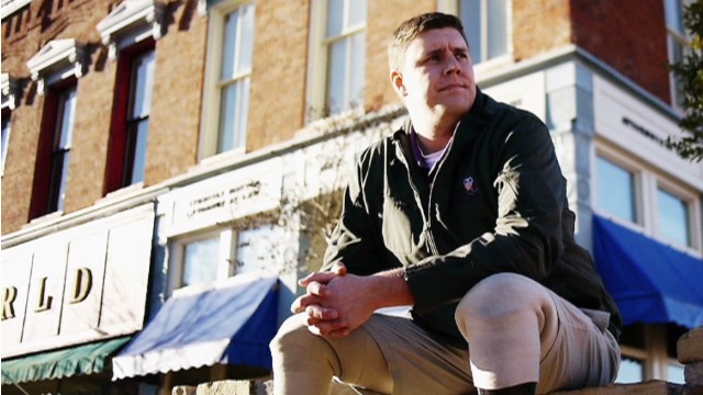CNN Hero helps disabled war veterans