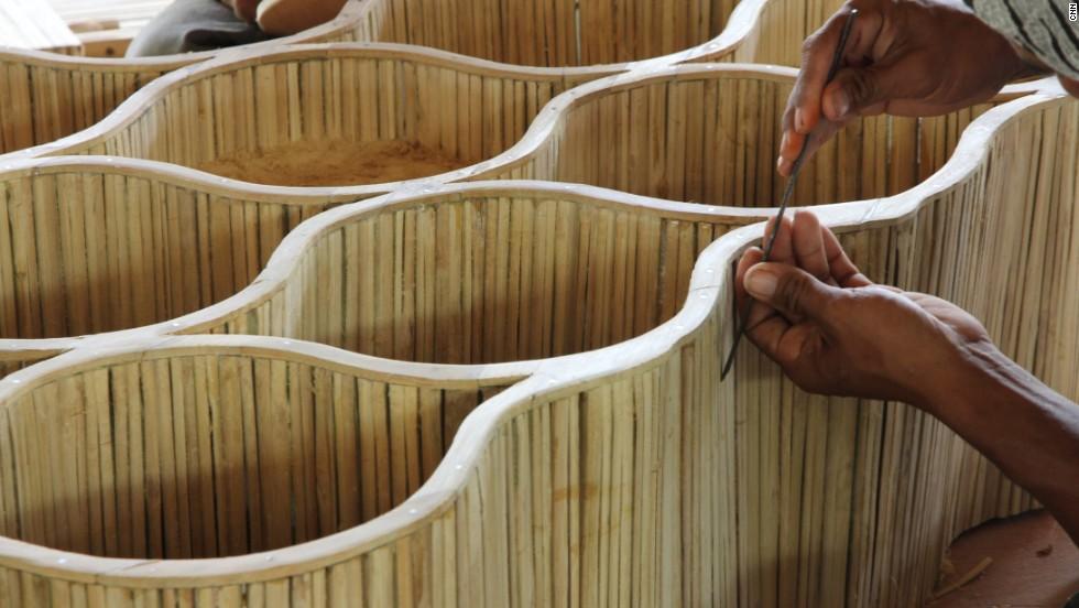 Bali 39 S Luxury Bamboo Villas