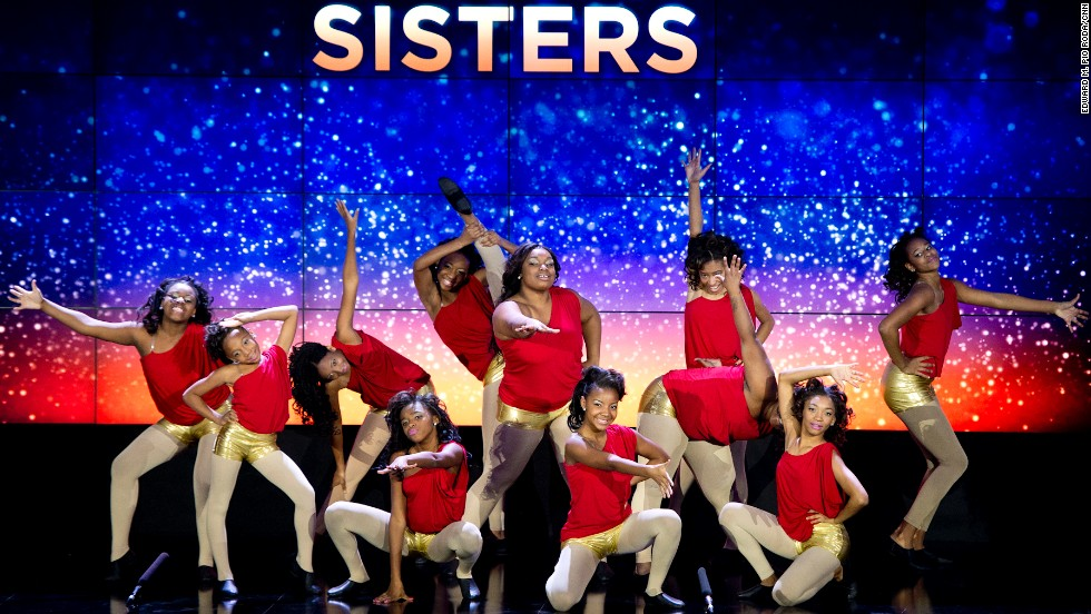"The Camden Sophisticated Sisters perform Beyonce's song ""Get Me Bodied."" The drill team was started by CNN Hero Tawanda Jones to empower the youth of Camden, New Jersey, one of the poorest cities in the country."