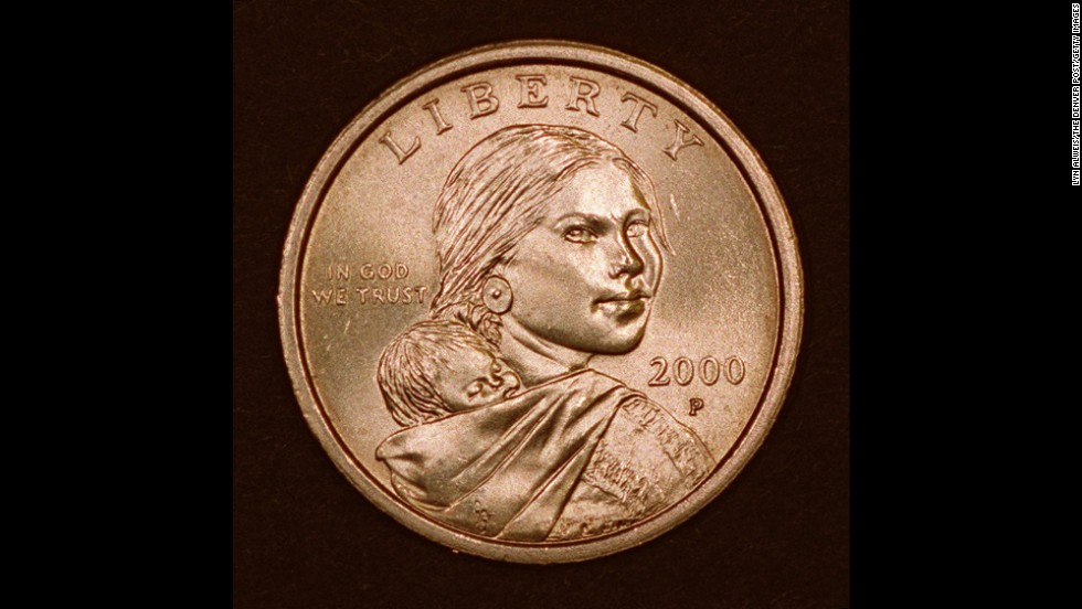 According to the U.S. Mint, the Sacagawea coin, first made in 2000, was the first coin to have public meetings to help decide the design.