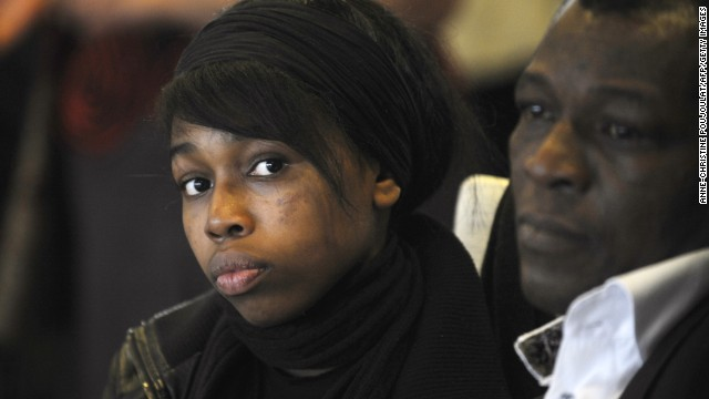 French schoolgirl Bahia Bakari was the only survivor of a 2009 plane crash that went down in the Indian Ocean, killing 152 people including Bahia's mother.