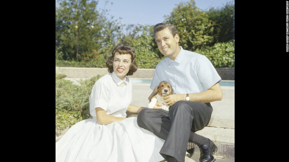 Barker went on his first date with Dorothy Jo when he was 15, and the two later eloped in 1945 when Barker took leave from the U.S. Navy. Dorothy Jo sang commercial jingles, and the two moved to Los Angeles and performed talent shows together.