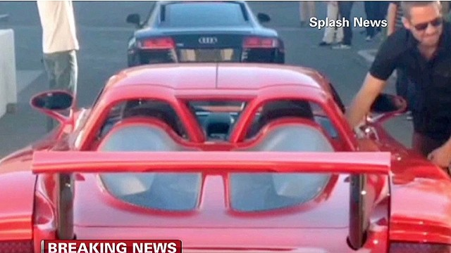 "Porsche in Paul Walker's death ""Not for novices"""
