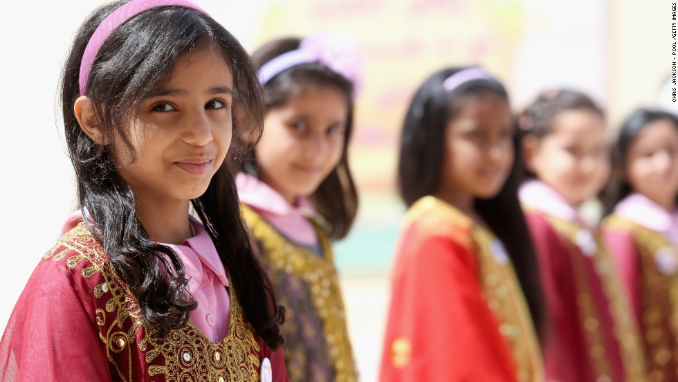 Qatar ranked near the bottom of the OECD study, but it was one of the few countries where girls outperformed boys in mathematics.