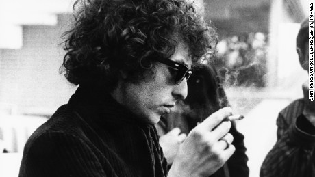 Bob Dylan: Voice of a generation