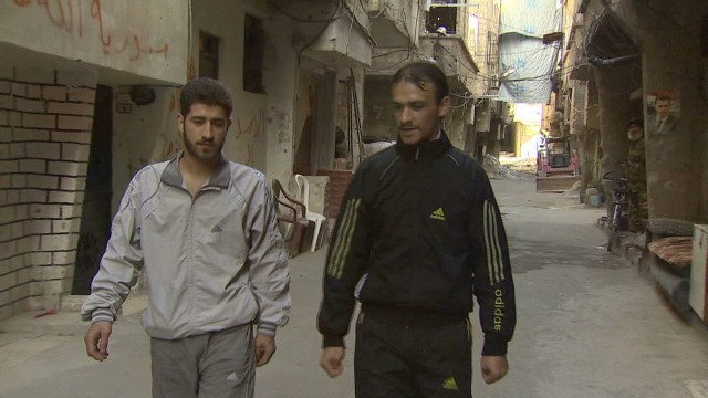 Switching sides in Syria's civil war