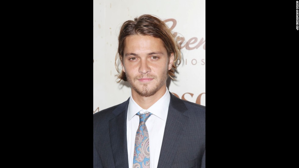 "Luke Grimes was cast as Christian Grey's brother Elliot, who also happens to be in love with Ana's roommate/BFF, Kate. Grimes was on ""True Blood"" as the vampire James, and he appeared in ""Taken 2"" and the TV series ""Brothers & Sisters."""