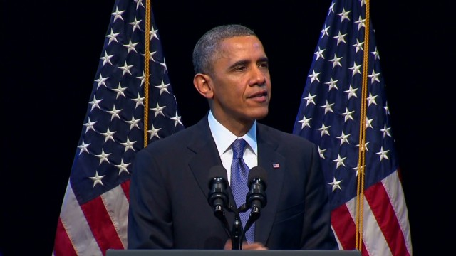Obama: Income gap a 'fundamental threat'