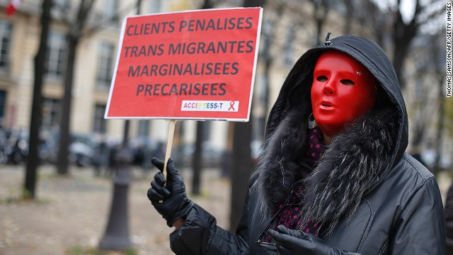 France's prostitution fight