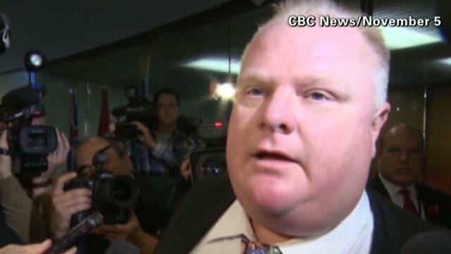 Toronto mayor caught on police wiretaps