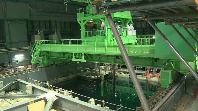 See inside Japan's damaged nuclear plant