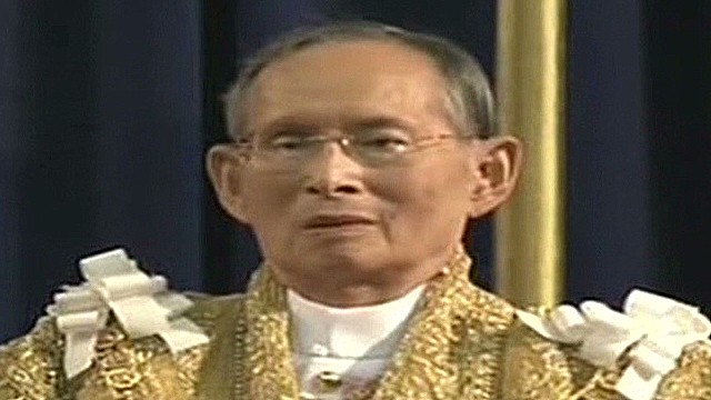 Thailand marks king's birthday