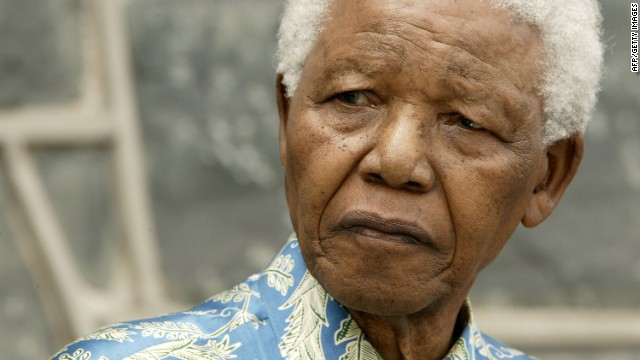 The five lives of Nelson Mandela