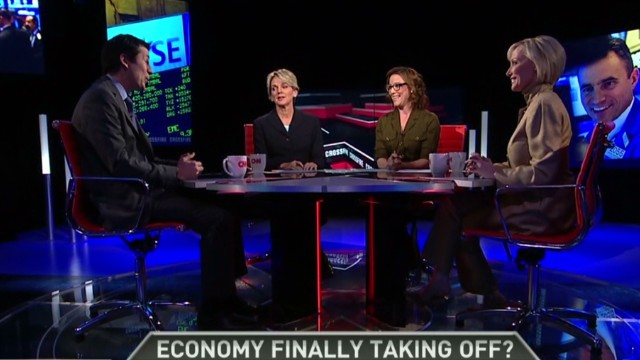Analysts debate whether economy is recovering