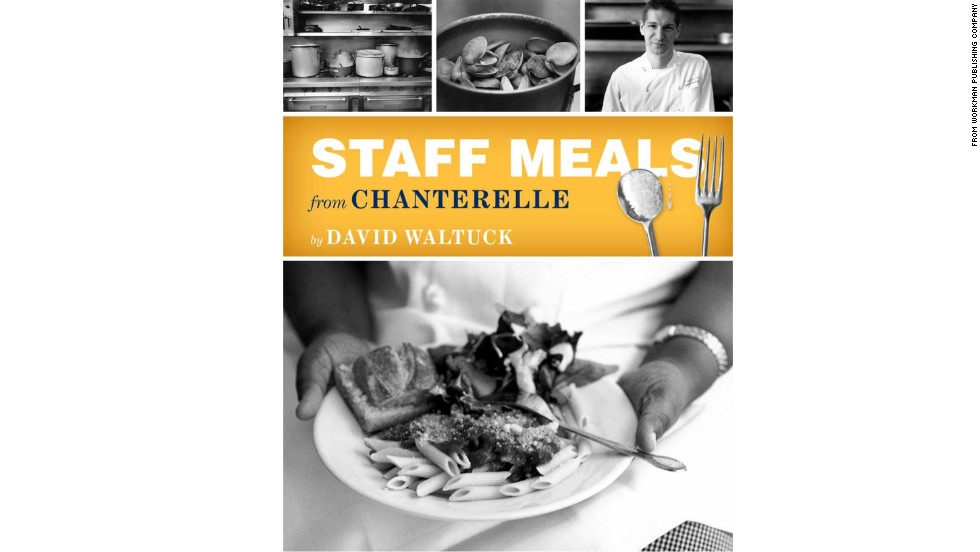 Staff Meals from Chanterelle Kindle Edition -- $3.03