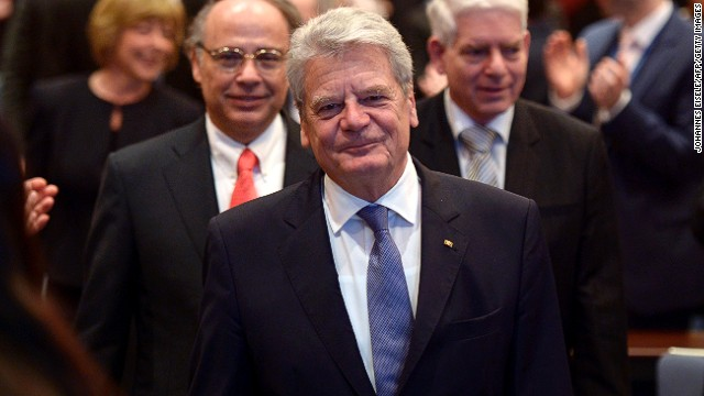 German President Joachim Gauck does not plan to attend the Olympics in Sochi, Russia, his office says.