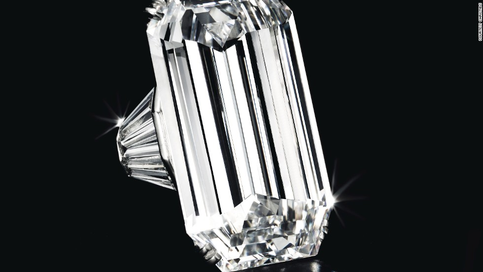 South India's Golconda mines yield diamonds of the highest degree of transparency, the best of which were traditionally reserved for kings and rulers. <br /><br /><br />This week Christie's sold this diamond ring for a staggering $10.9 million. It's a spectacular 52.58 carat D-color internally flawless rock.