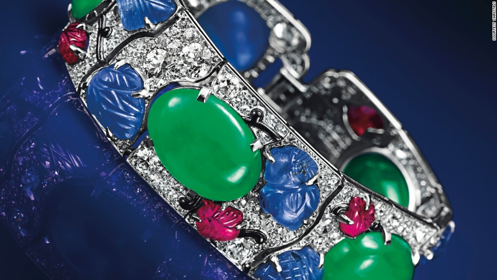 "This week, some of the most magnificent gems ever made will be sold at auctions from New York to Dallas for millions of dollars. At Christie's <a href=""http://www.christies.com/magnificent-jewels-24013.aspx"" target=""_blank"">Magnificent Jewels</a> auction on December 10, this art deco ""Tutti Frutti"" bracelet by Cartier sold for $2,045,000"