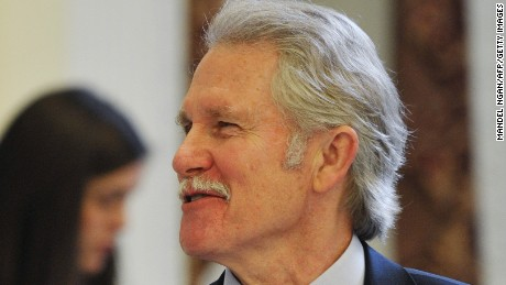 Oregon Governor John Kitzhaber resigns