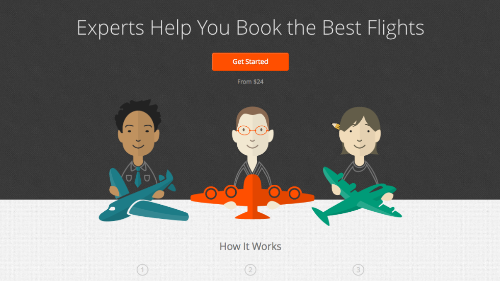 Let experts compete to reduce the cost of your ticket at Flightfox.