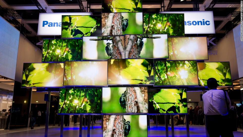 "A standard high-definition TV has a 1080p resolution, meaning more than 2 million pixels per frame. The new wave of <a href=""/2013/05/02/tech/4k-tv/"" target=""_blank"">4K TVs</a> now available have more than 8.8 million pixels, providing greater accuracy of detail; clearer, sharper pictures; and greater contrast and color than regular HD."