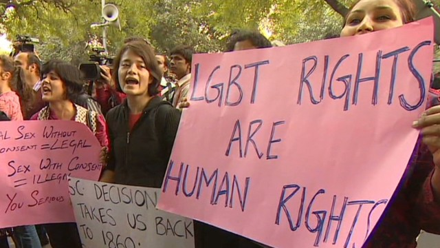 India criminalizes gay sex