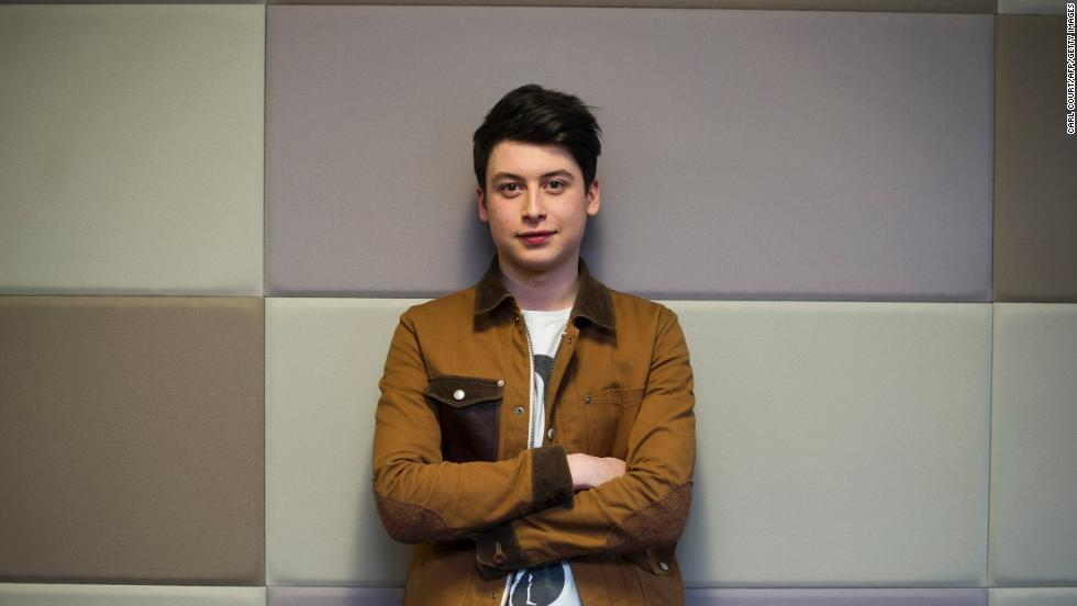 WINNER: 17 year-old Briton Nick D'Aloisio sold his mobile news reader app Summly to Internet giant Yahoo! The London teenager, who invented the app, became one of the world's youngest self-made millionaires. Yahoo did not disclose the terms of the deal with D'Aloisio but reports suggest in the region of $30 million.
