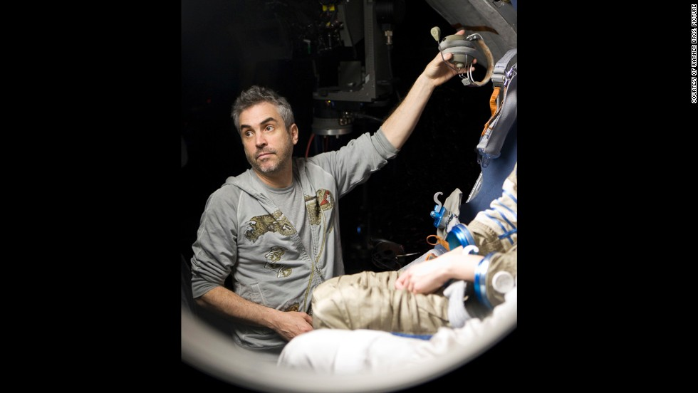 "Nominados a mejor director: Alfonso Cuarón, ""Gravity"" (foto); Paul Greengrass, ""Captain Phillips;"" Steve McQueen, ""12 Years a Slave;"" Alexander Payne, ""Nebraska"" y David O. Russell, ""American Hustle""."