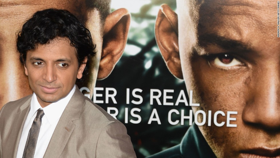 "Loser: ""After Earth"" director M. Night Shyamalan didn't even get his name above the title, but the film couldn't break his losing streak."