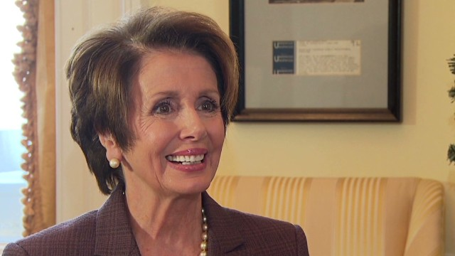 Pelosi: Tea Party has 'hijacked' the GOP