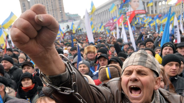 Ukraine's new revolution