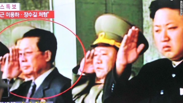N. Korean media: Kim's uncle 'worse than a dog'