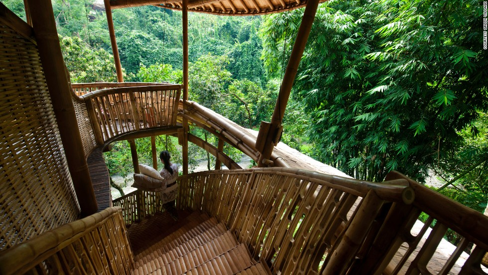 Bali S Jungle Style Sets New Heights For Barefoot Luxury Cnn