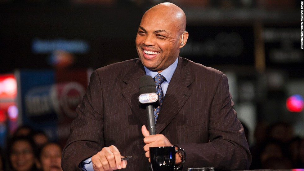 Charles Barkley, a Hall of Fame basketball player who is now an NBA analyst for TNT, turned 50 on February 20.