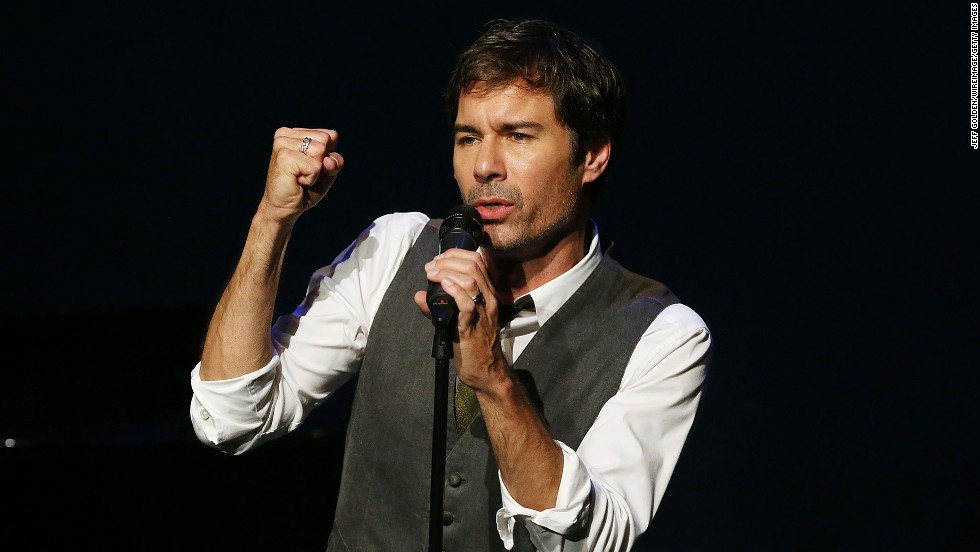 "Actor Eric McCormack, known for playing lawyer Will Truman on the NBC sitcom ""Will & Grace,"" turned 50 on April 18."