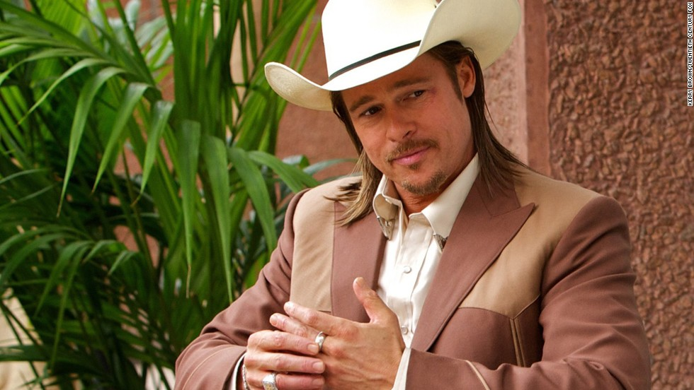 "Actor Brad Pitt, who has been chosen as the ""Sexiest Man Alive"" twice by People magazine, turned 50 on December 18."