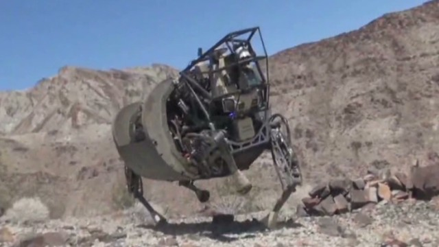 Google's new battle robots