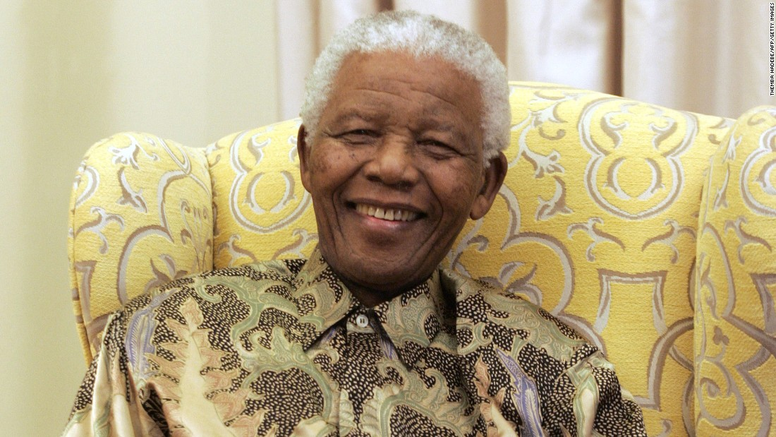 "In 2009, <strong>Nelson Mandela</strong> received the Arthur Ashe Courage Award. Mandela, the prisoner-turned-president, was honored with the award because of what he did to reconcile white and black South Africans through the 1995 Rugby World Cup, <a href=""http://sports.espn.go.com/espn/news/story?id=4260937"" target=""_blank"">according to ESPN.</a> South Africa hosted and won the Cup, and Mandela presented the trophy to Francois Pienaar, the team's white captain. The story was the subject of the 2009 movie ""Invictus,"" starring Morgan Freeman and Matt Damon."