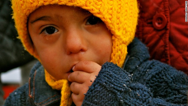 UN requests aid for Syrian refugees