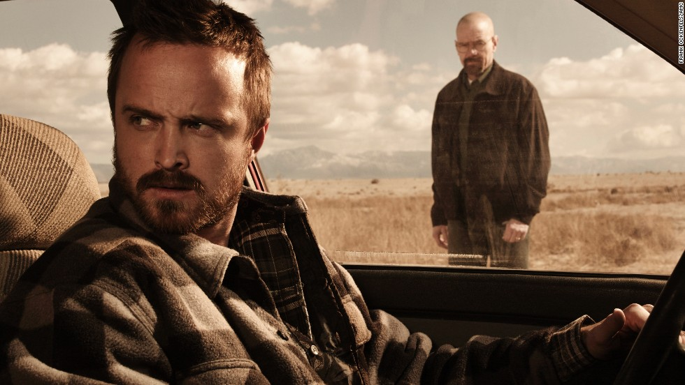 "<strong>Best TV series, drama:</strong> ""Breaking Bad"""