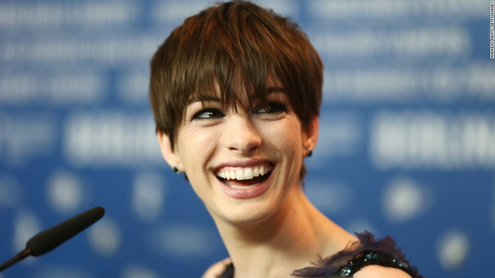 "Even though she kicked off the year by winning an Oscar for ""Les Miz"" in February, outside of the Academy there was still much scorn for Anne Hathaway <a href=""http://www.cnn.com/2013/02/28/showbiz/celebrity-news-gossip/anne-hathaway-hate/index.html"">simply for being Anne Hathaway</a> it seemed."