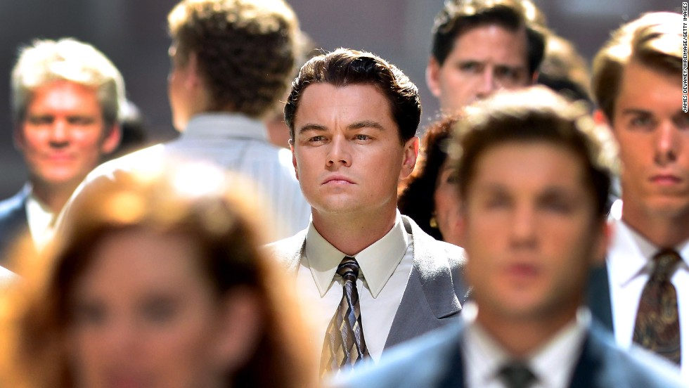 "Wall Street is a place of near-mythical competition, ambition and greed -- and, as a result, it's also the setting of some of our favorite Hollywood films. On Christmas Day, Martin Scorsese and Leonardo DiCaprio will paint a portrait of a fraudulent stockbroker living a criminally high life in ""The Wolf of Wall Street,"" which is based on the true story of Jordan Belfort. If we're lucky, it'll be as rich as some of these:"