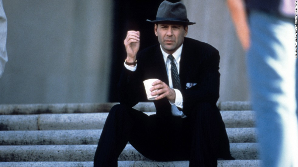 "When it comes to the book vs. movie debate, Tom Wolfe's ""The Bonfire of the Vanities"" far outweighs the 1990 adaptation. Starring Bruce Willis, shown, Tom Hanks and Melanie Griffith, Brian De Palma's story follows the downfall of a filthy rich and powerful stockbroker whose association with a hit-and-run leads to his ruin."