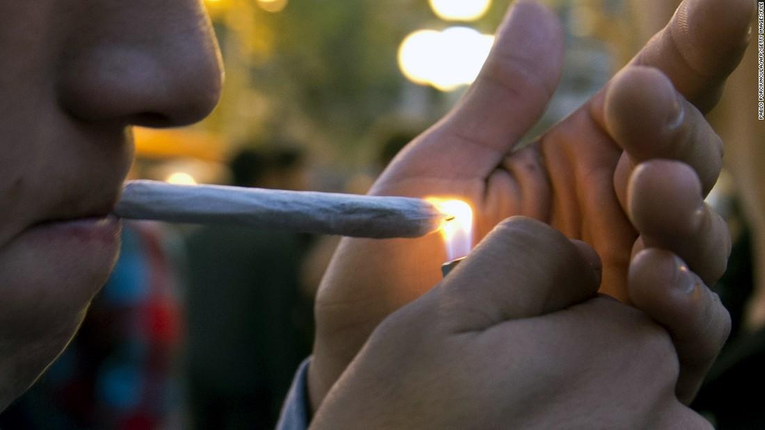 Vermont becomes first state to legalize marijuana through legislature