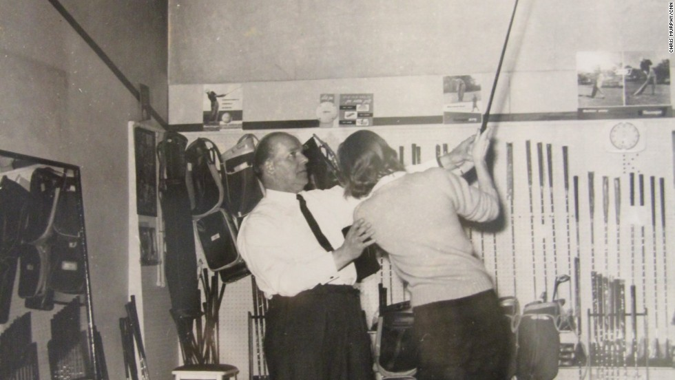King was a golf pro who broke the swing down into key parts and moved training indoors, away from the worst of the British elements. His method is still the one favored by KGS' Steve Gould and D.J. Wilkinson, via the odd tweak, and is still as effective in teaching the film stars of today as it was 50 years ago.<br />