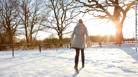 Your brain performs better when it's cold outside