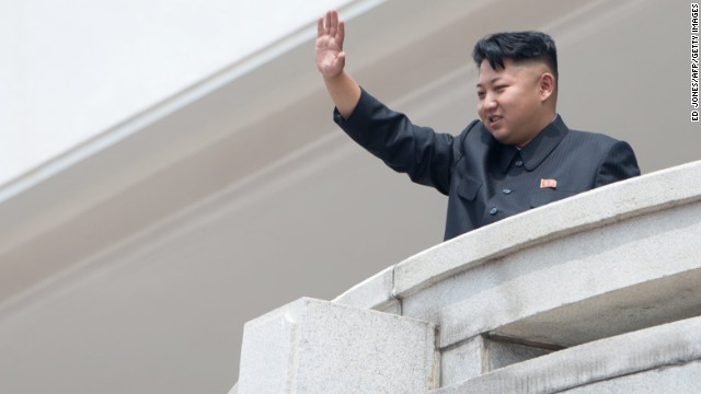 Kim: U.S., South Korea 'war maniacs'